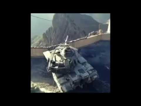 Afrin,Zeytindalı Operasyonu: Tank Atışları