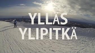 Ylläs Ylipitkä - Suomen Pisin Rinne