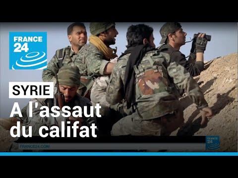 """EXCLUSIF : En Syrie, à l'assaut du """"califat"""" - Version longue HD"""