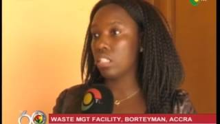 Waste MGT facility to produce 500 tonnes of fertilizer annually - 18/03/2017