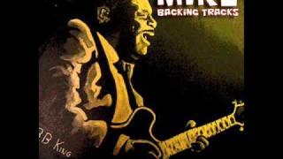 Mike Backing Tracks - Slow blues in Eb Minor