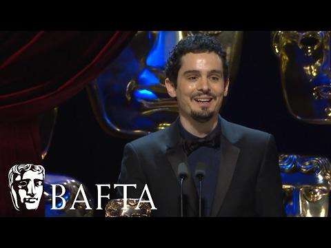 Damien Chazelle wins Director award for La La Land | BAFTA Film Awards 2017