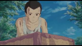 Grave of the Fireflies 1988 (火垂るの墓) English Dubbed.