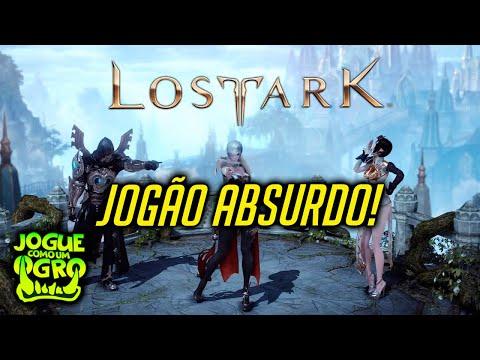 JOGO ABSURDO GRÁTIS - GAMEPLAY | LOST ARK ONLINE