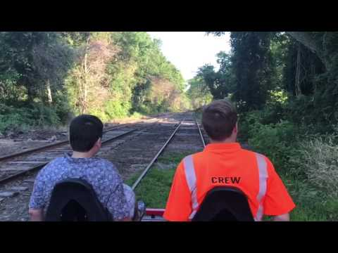Southern Circuit Tour with Rhode Island Rail Explorers