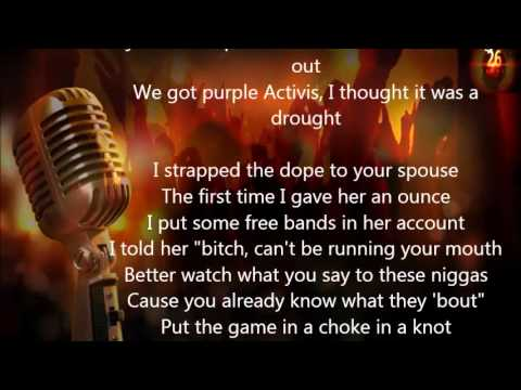 Future - Thought It Was A Drought(lyrics)