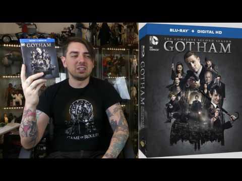 Gotham Season 2 Blu-Ray TV Show Review