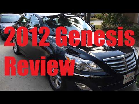 A Layman 2012 2013 Hyundai Genesis Review and Drive