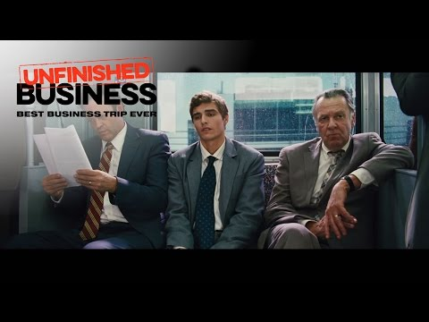 Unfinished Business | Now on Digital HD | 20th Century FOX