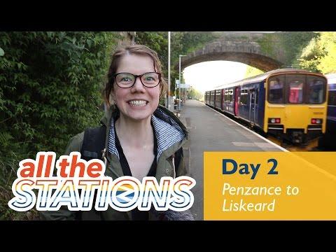 Gruesome Murder Holes - Day 2 - Penzance to Liskeard