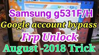 Samsung g531f frp reset file odin