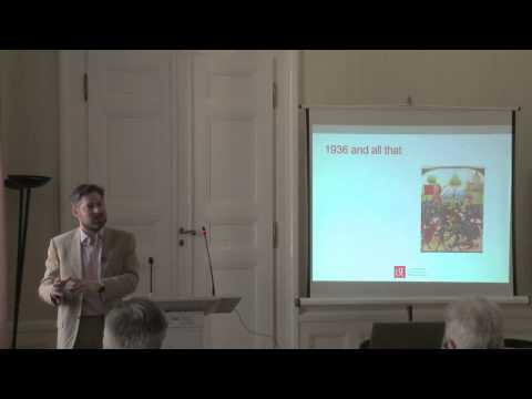 Nick Anstead (LSE): Social Media Analytics and Public Opinion: Opportunities, Challenges and Theory