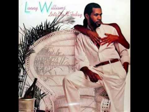 Lenny Williams - Suspicious