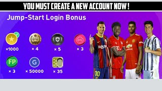 BEST TIME TO START NEW PES ACCOUNT | EPIC REWARDS | PES  2021 MOBILE