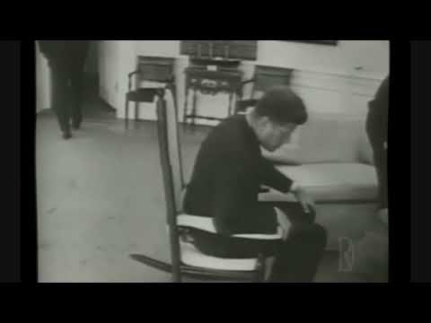 JFK Tapes - Meeting With Kenny O'Donnell & Cyrus Vance