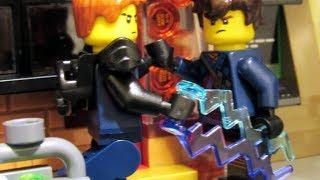 LEGO Ninjago Movie Jay VS Original Jay