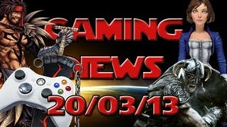 Gaming News 20/03: Xbox 720, Bioshock Infinite, The Elder Scrolls Online, Final Fantasy X HD