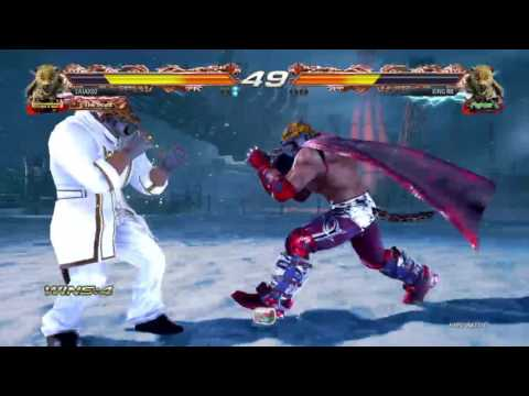 Tekken 7 King Treasure Hunt 01