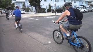 Kilowatt Hour Group E-bike Ride---Electric Bike Club of San Diego---8/4/13---#1