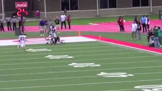 Terrell Chatman WR [the Acrobat] (Centra...