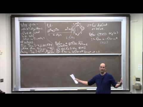 CS261 Lecture 3 (Push-Relabel)