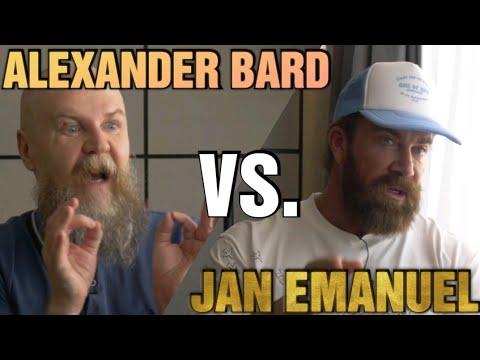 DEBATT: ALEXANDER BARD VS. JAN EMANUEL (YASIN BYN, BLM, VETLANDA)