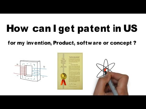 Part 1: How can I get patent in US for my invention, Product, software or concept ?