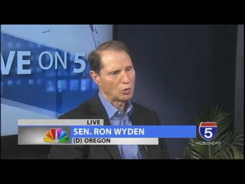 Five on 5, Senator Ron Wyden (D) Oregon