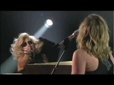 Lady Gaga and Sugarland- You and I (Grammy Nominations 2011)