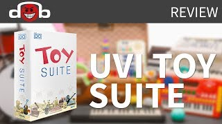 UVI Toy Suite Review