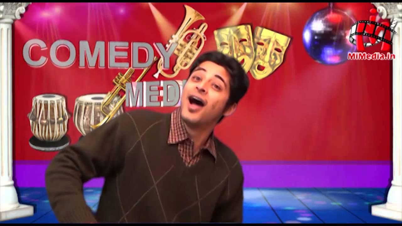 Hasi ka badshah Comedian Avin video | MiMedia.
