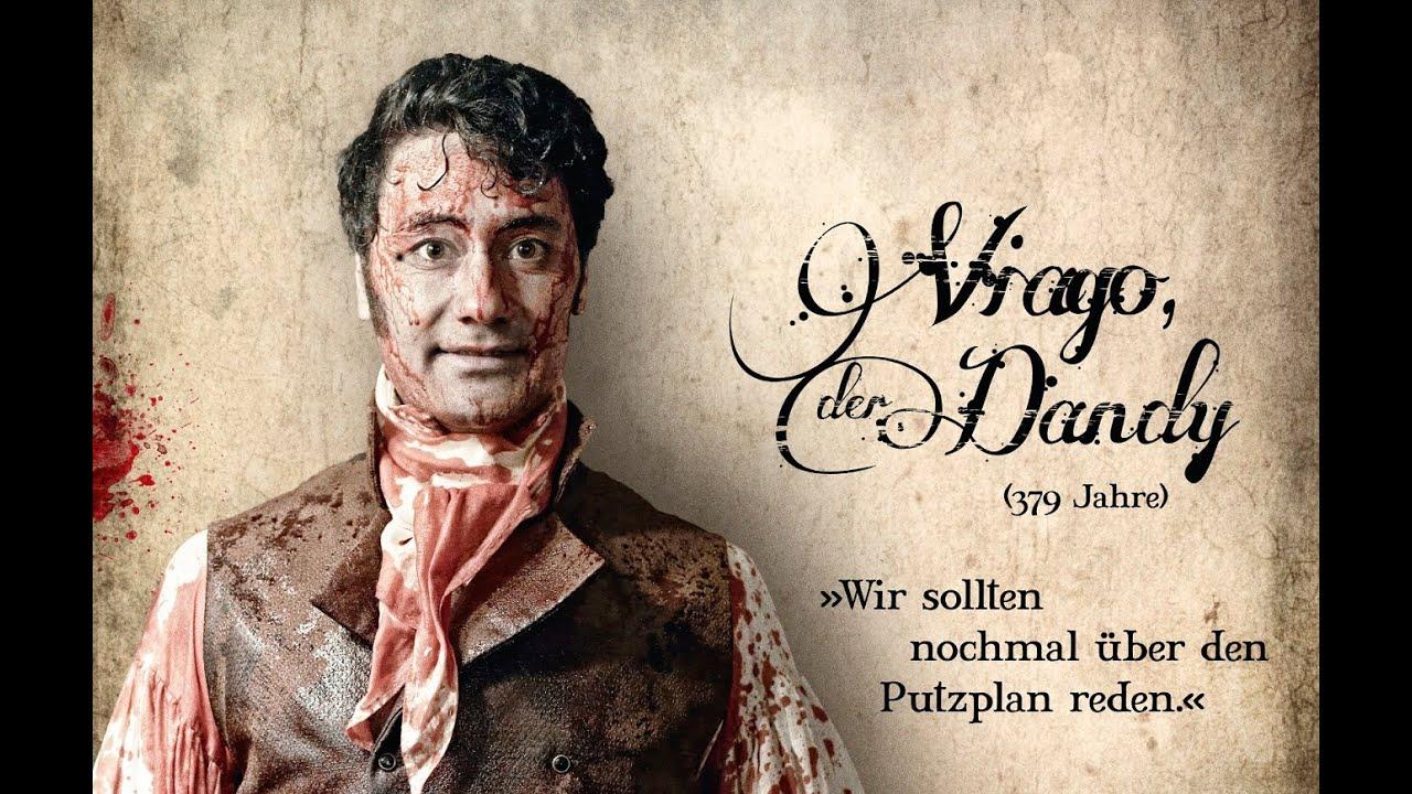 """20 Zimmer Küche Sarg  Offizieller Teaser HD """"Viago"""""""