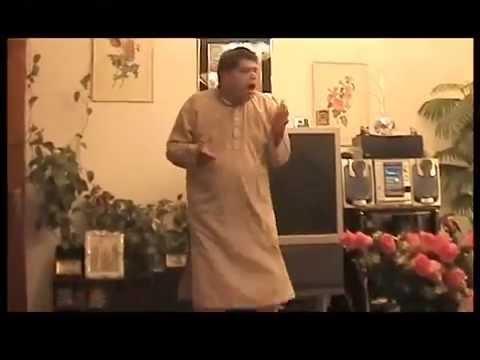 Rita Rao  - Party at Home ...Vikram's Dance