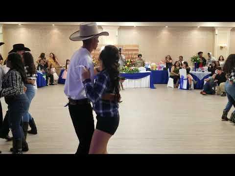 Quinceanera baile sorpresa ( la quebradora , el zapateado )