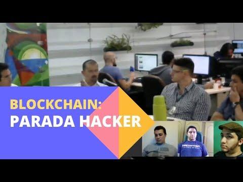 Parada Hacker  - BlockChain