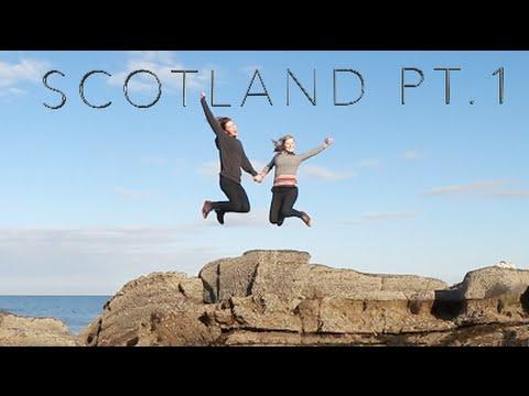 Vacation in Scotland pt.1   VLOG