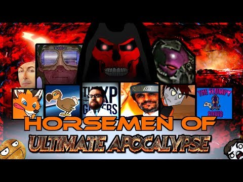 HORSEMEN OF ULTIMATE APOCALYPSE   Part Un