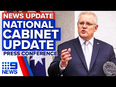 Coronavirus: Overseas travel changes, States settle disputes at National Cabinet | 9 News Australia