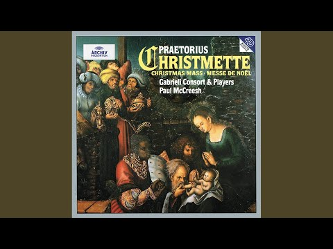 Praetorius: Pulpit Hymn: