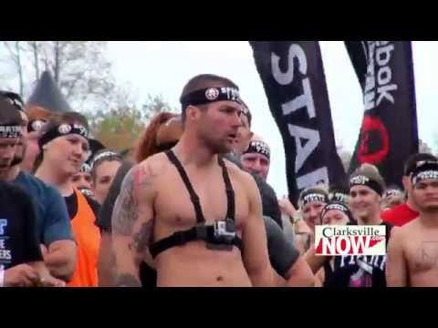 Spartan Race at Fort Campbell