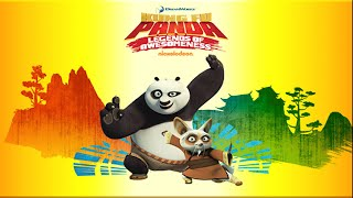 Kung Fu Panda 3: Legends of Awesomeness, Enter the Dragon, Tales of Po - Nickelodeon Games