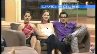 Repeat youtube video Big Brother Australia 2002 - Day 15 - Live Eviction #1