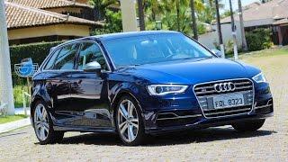 Teste - Audi S3 Sportback - Falando de Carro