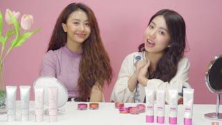 Quynh Anh Shyn - Makeup with QA #6 x Mẫn Tiên :  SAKURA MAKEUP Phong Cách Nhật Bản