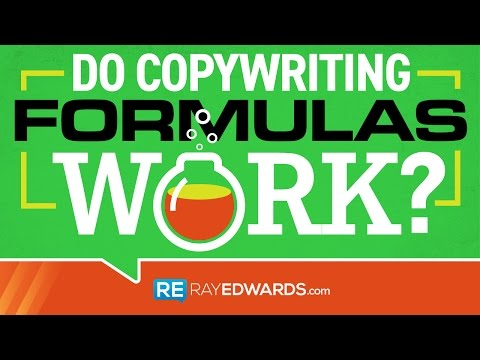 Do Copywriting Formulas Work?