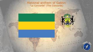 Gabon National Anthem