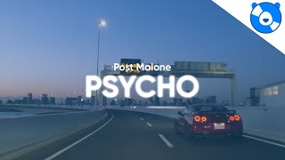 Post Malone - Psycho ft. Ty Dolla $ign (Clean) - Lyrics