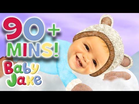 Baby Jake - Snowy Adventures (90+ mins)