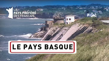 LE PAYS BASQUE - '1000 Pays en un' - Documentaire complet