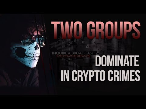 Just two hacker groups dominate in crypto crimes - Chainalys